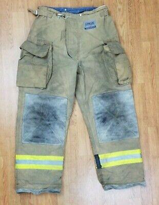 Morning Pride Ranger Firefighter Bunker Turnout Pants 34 X 31 12