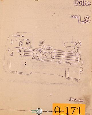 Okuma Type Ls Lathe Parts Manual