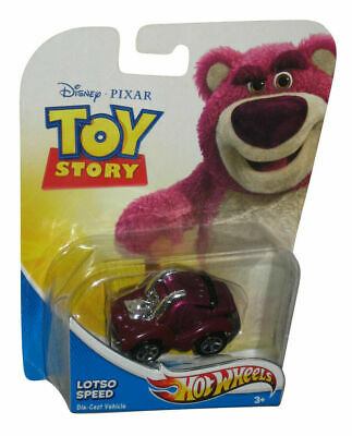 Hot Wheels Disney Toy Story Lotso Speed Brand New Factory Sealed
