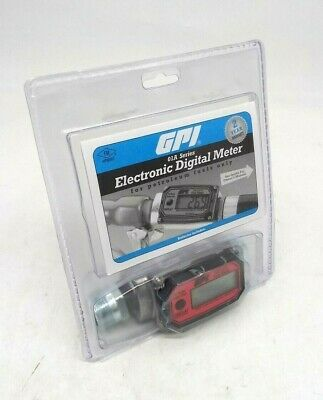 Gpi 01a Series Electronic Digital Meter For Petroleum Fuels Only - 01a31gzm