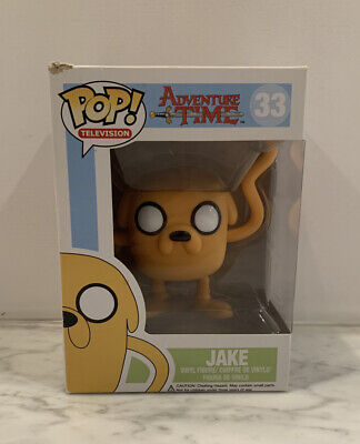 Funko Pop! Television #33, Jake from Adventure Time