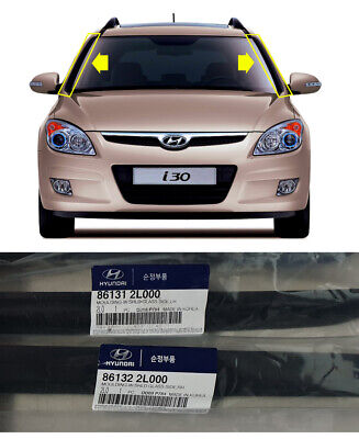 Windshield Side Molding 86131/861322L000 For 2008-11 HYUNDAI i30 Elantra Touring