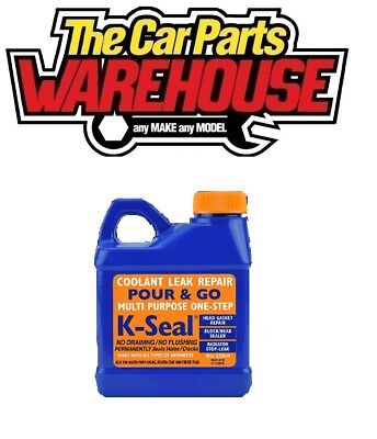 K Seal Permanent Coolant Leak Repair for Cooling Systems Head Gaskets Radiators