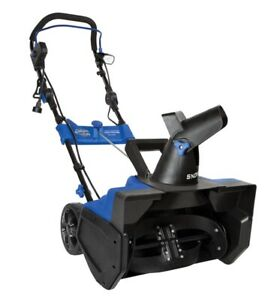 New Electric Snowblower perfect to shovel your roof