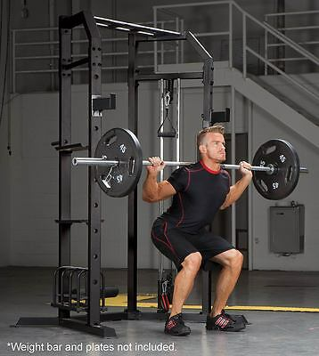 Marcy Cage Home Gym | SM-3551 Best Lat Tricep Pulley Pull-Up Dip Weight