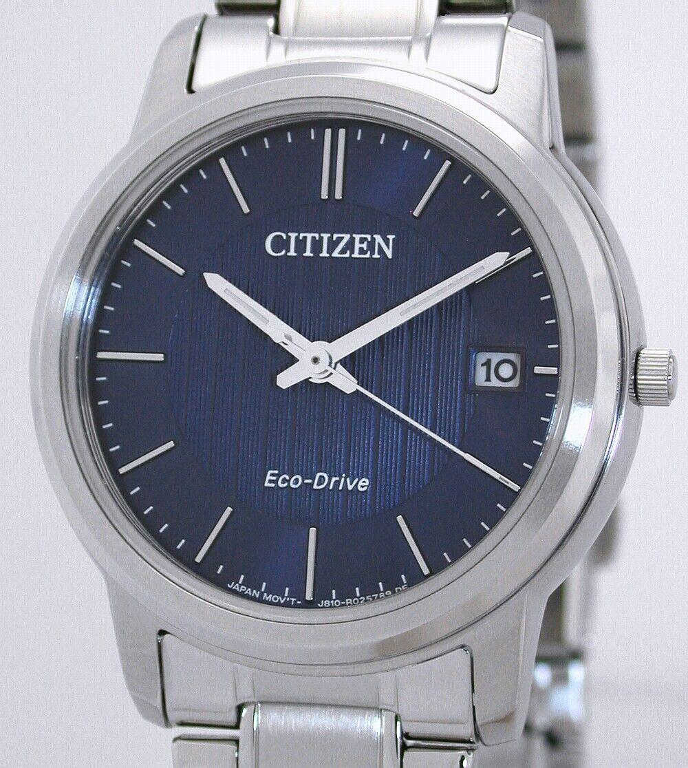 Citizen Sports ECO-DRIVE Solaruhr Damenuhr 34 mm FE6011-81L - 5 ATM WR