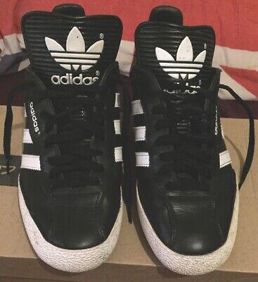 Adidas samba Leather Trainers UK 9.5