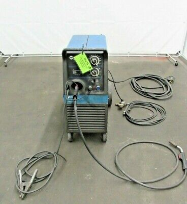 Miller Millermatic 250x Wire Mig Welder Id W-035