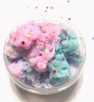 Cotton Candy Kuiti Cloud Slime  Scented  Kuiti Slimes