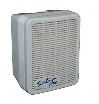 Plus Therapie (Salin Plus Luftfiltersystem,Salzlufttherapie bei Asthma und Atemwegserkrankungen)