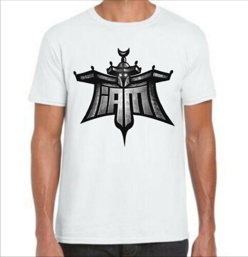 Tee-shirt suprême iam rap français  tailles aux choix