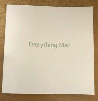 2008 Apple MacBook Pro Everything Mac Booklet