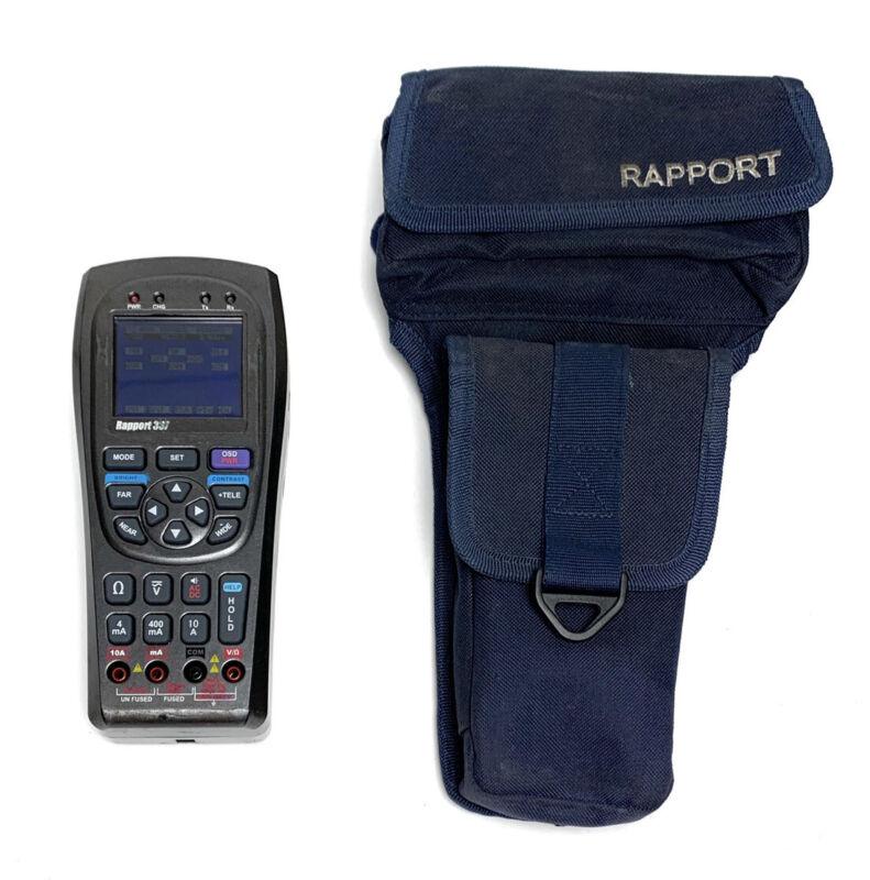 Wonwoo Rapport 337 Multi Functional CCTV Tester/Multimeter/Signal generator/PTZ