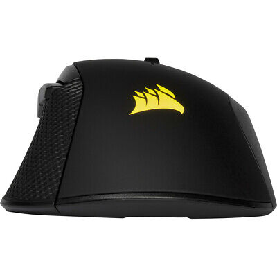 Corsair Ironclaw RGB FPS/MOBA Gaming Mouse - Black | BRAND NEW - FREE SHIPPING