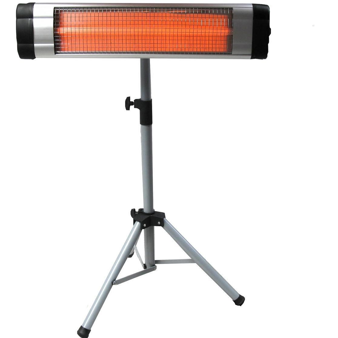 infrarotstrahler fernbedienung infrarotheizstrahler terassen heiz strahler funk eur 39 98. Black Bedroom Furniture Sets. Home Design Ideas