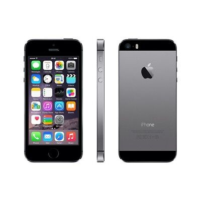 iPhone 5s - 16GB - Space Grey (Vodafone Locked) - Good Condition