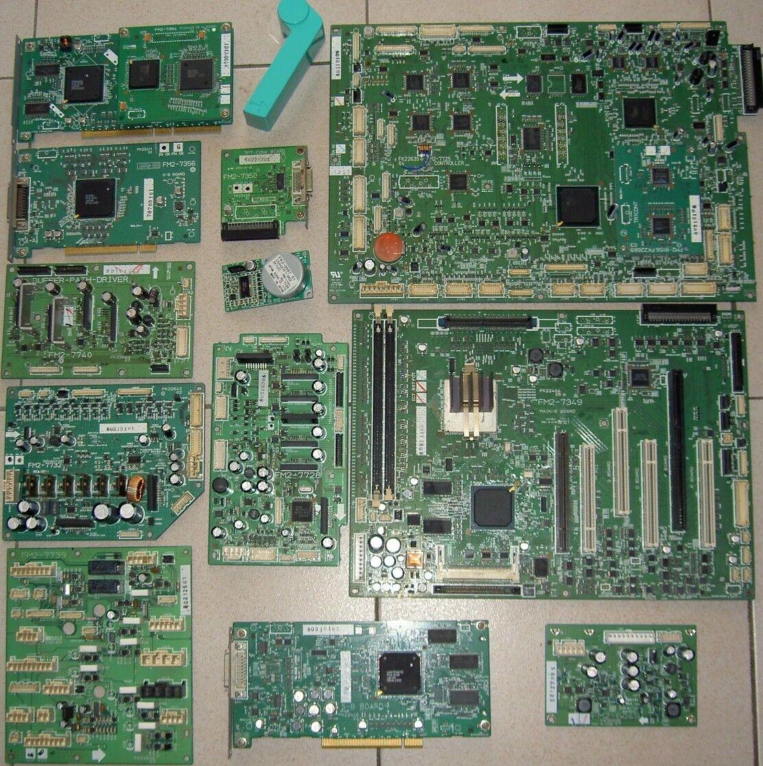 Pièces CANON C1 IMAGEPRESS Photocopieur copier parts accessoires main board used