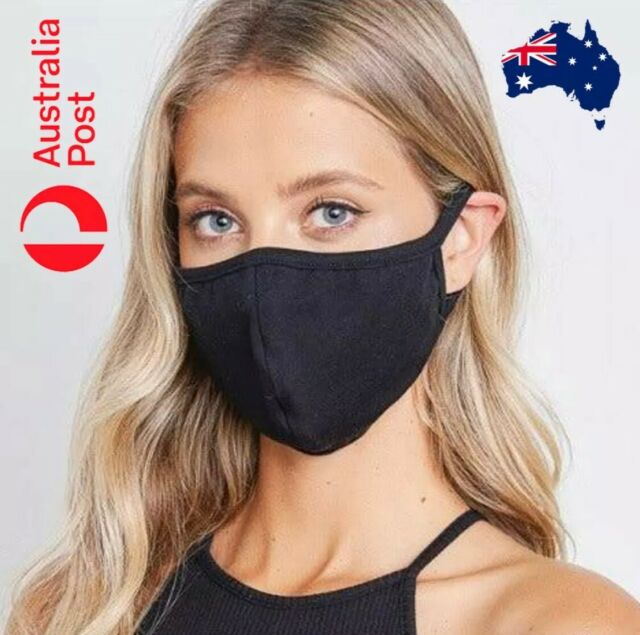 Face Mask Washable Reusable Adult Double Layered Breathable Accessories Gumtree Australia Wyndham Area Werribee 1254573753