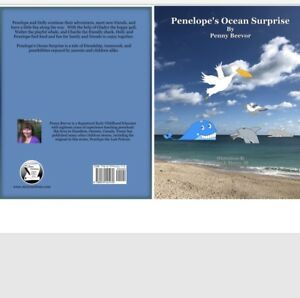 Penelope book series by local author