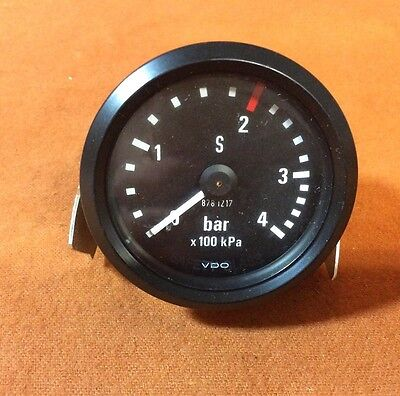 Gauge Atlas Copco Part 1619650900 Air Compressor Part  New