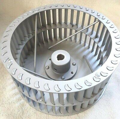 Steel Squirrel Cage Blower Fan Wheel 8 38od 4.0 Wide 58 Bore Cw 3600 New