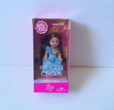 KELLY Doll **PRINCESS CHELSIE**  Dream Club Barbie NEW