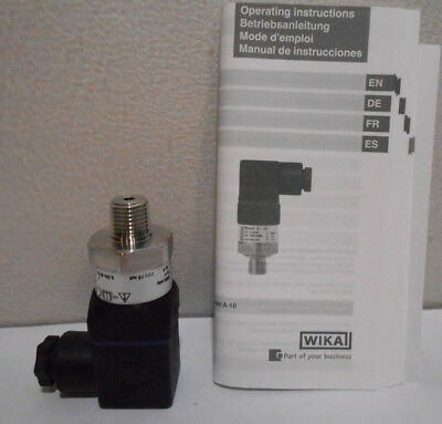 Wika 50426893 Pressure Transmitter