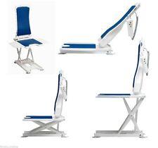 Bellavita bath lift lightweight and compact reclining mobility chair