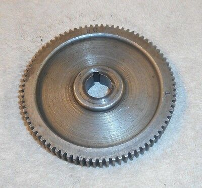 Barber Colman 3 Gear Hobber  Change Gear 80 Teeth