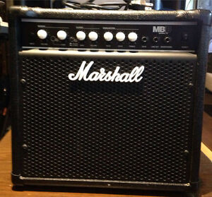 Marshall MB15 Bass Amplifier