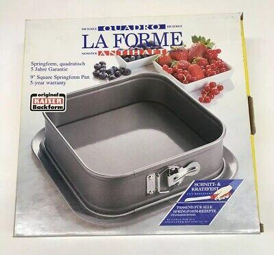 Kaiser Bakeware La Forme 9