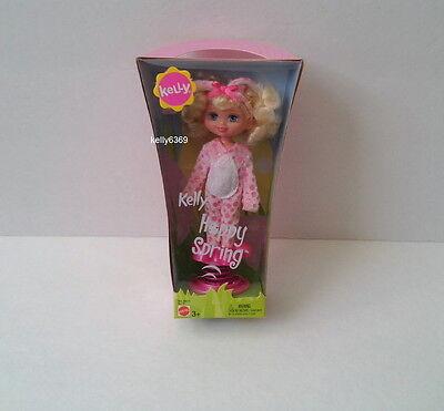 KELLY Doll **HOPPY SPRING KELLY**  Lemon Head Barbie NEW