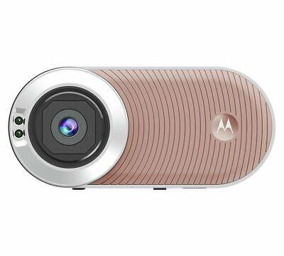 Motorola MDC100 2.7 Inch Full HD Dash Cam - Rose Gold R