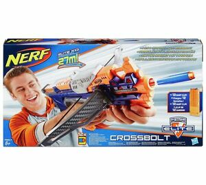 NERF N STRIKE ELITE HIGH CAPACITY CROSSBOLT BLASTER