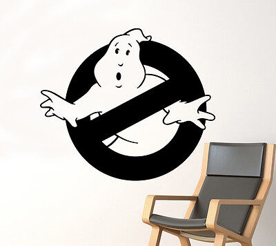 Ghostbusters Wall Vinyl Decal Cartoons Sticker Removable Home Art Decor 7(nse) - Ghostbusters Decorations