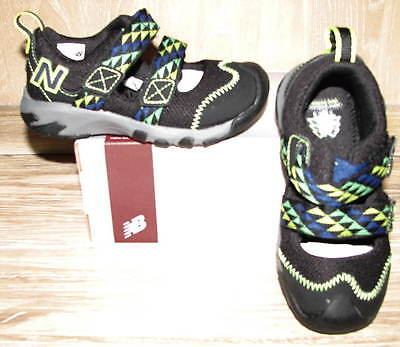 New Balance Infant/toddler 554 Black Pre Shandal Water Sanda