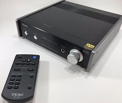 TEAC - AI-301DA - Reference Amplifier With Bluetooth USB and DAC Converter-Black for sale  Shipping to India