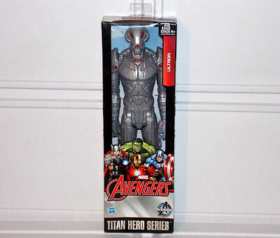 "Marvel Avengers Age of Ultron Titan Hero Series 12"" Inch Superhero Action Figure"