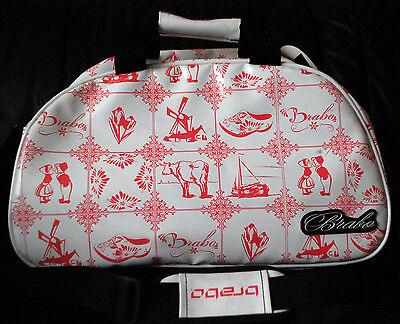 Brabo Hockey Shoulder Stick & Kit Bag Field Hockey Dutch Pattern HTF Rare