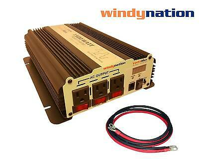 vertamax 1500 watt power inverter dc to