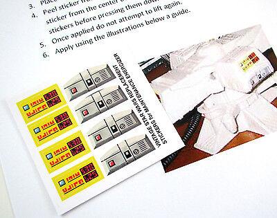 CUSTOM DIE CUT STICKERS For STAR WARS VINTAGE VEHICLE - Custom die cut stickers how to apply