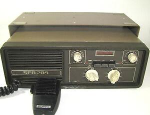 Stephens Engineering Association SEA 209 Hf SSB Marine Transceiver Ham Radio
