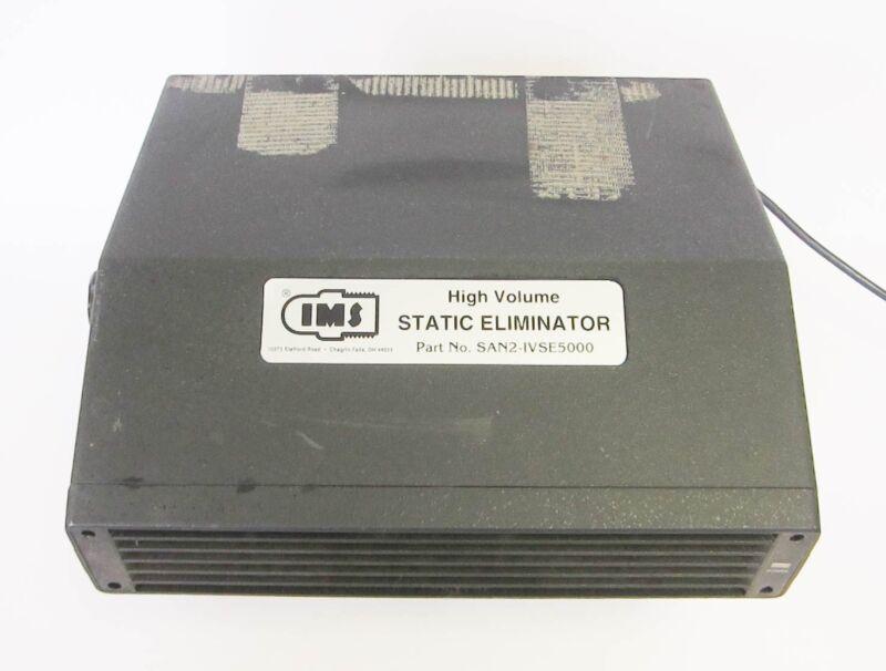 IMS SAN2-IVSE5000High Volume Static Eliminator