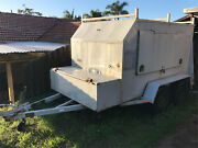 Tradies Tandem Dual Axle Trailer  Greenwood Joondalup Area Preview