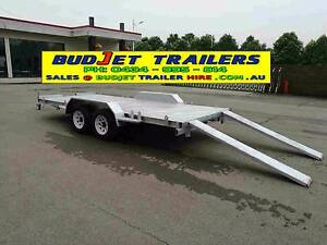 CAR TRAILER 3.5T TILT HOT DIPPED GAL HEAVY DUTY $6500 Brisbane Region Preview
