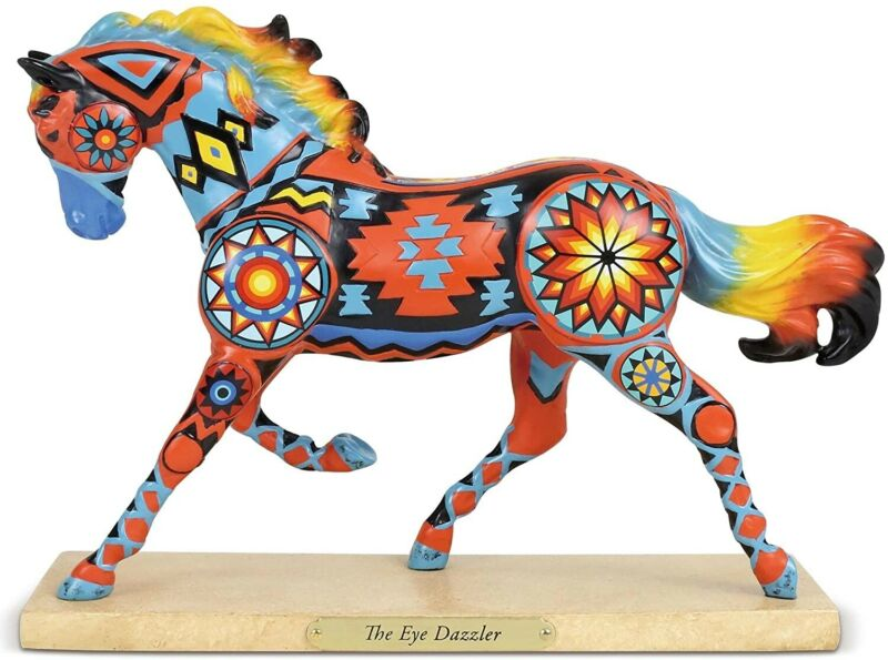 trail of painted ponies the eye dazzler