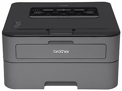 Brother Compact Monochrome Laser Business Printer, Toner Ink Included
