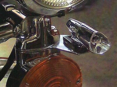 DeerSafe Motorcycle Deer Alert Whistle Mount Kit for Harley-Davidson BUY HERE!