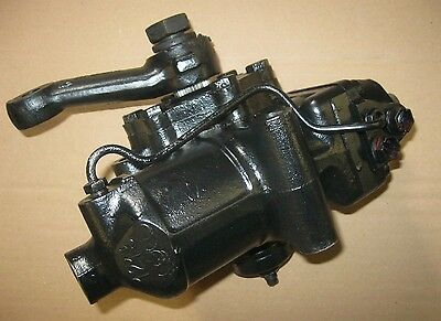 LDV Convoy Power Steering Box with Drop Arm (Ford Engine) REFURBISHED