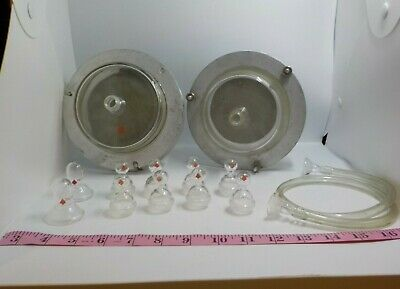 Lot Of 13 Pieces Ace Glass Lab Equipment 1811 189 2815